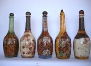 Bottiglie decoro